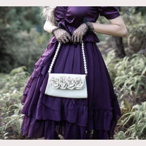 Souffle Song Rose Lolita Handbag (SS987)