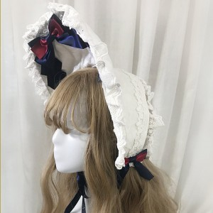 Souffle Song Eternal Glory Classic Lolita Bonnet (SS989)