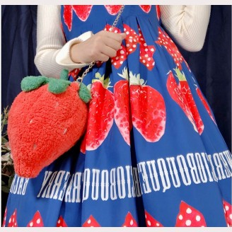 Souffle Song Strawberry Sweet Lolita Bag (SS933)