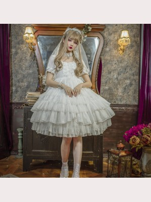 Souffle Song Seven Deadly Sins - Pride Gothic Lolita dress OP (SS944)