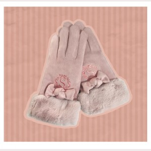 Souffle Song Bowknot Sweet Lolita Gloves (SS949)