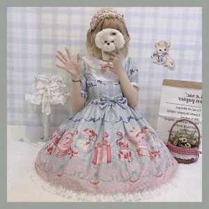 Souffle Song Gift Box Sweet Lolita dress OP (SS961)