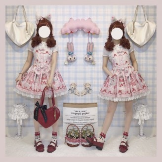 Souffle Song Gift Box Lolita Dress JSK (SS962)