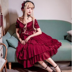Souffle Song Miss Yandu Lolita dress OP (SS966)