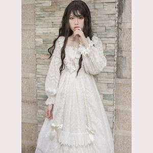 Souffle Song Charlotte Classic Lolita dress (SS976)
