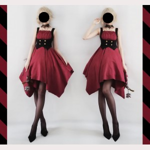 Souffle Song Concerto For Ghost Lolita dress JSK (SS977)