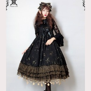Souffle Song Wishing Stars Lolita dress JSK - Design 2 (SS903)