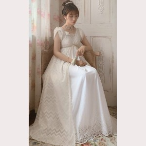 Surface Spell Miss Bennet Classic Lolita Dress (SPG01)