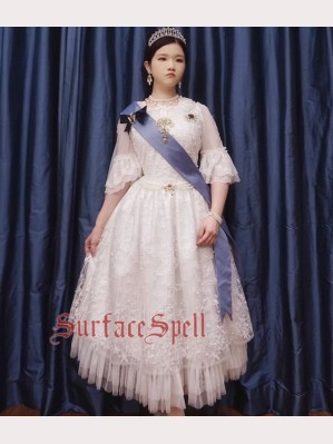 Surface Spell The Snow Queen Lolita Dress JSK (SPG04)