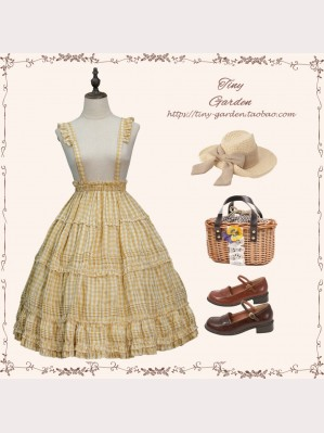 Tiny Garden After Lunch Classic Lolita Dress SK (TG04)