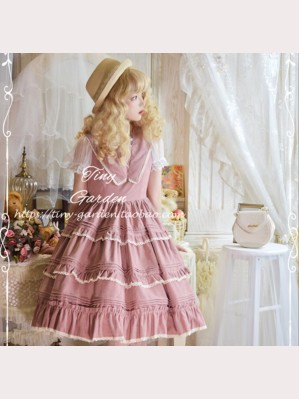 Tiny Garden Daisy Holiday Lolita Dress JSK (TG07)