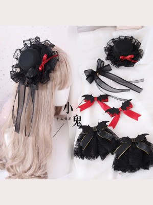 Halloween Themed Lolita Hair Accessories (Hallo20)