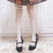 Ruby Rabbit Lace Classic Lolita Style Tights (RR04) * Buy 2 get 1 free!