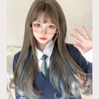 Salted Chestnut Lolita Wig by Alice Garden (AG29)