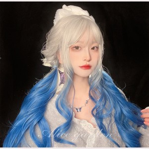 Tears Of The Moon Lolita Wig by Alice Garden (AG30)