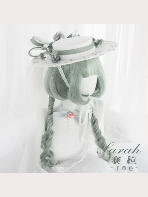 Sarah Mint Color Lolita Wig (AG12)