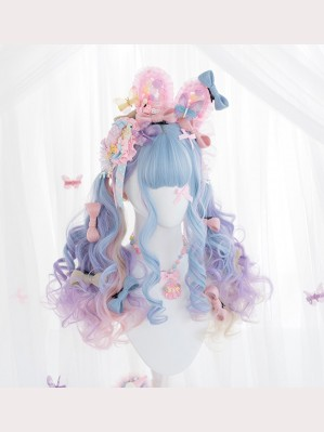 Candy Collector Curly Lolita Wig (AG18)