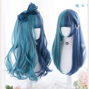 Spring Fog Curly Or Straight Lolita Wig (AG23)
