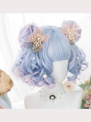 Unicorn Buns Lolita Wig by Alice Garden (AG24)
