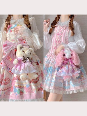 Bear Rabbit Lolita Style Bag (NN01)