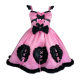 Love & Desire Kawaii Goth Lolita Dress JSK by Diamond Honey (DH67)