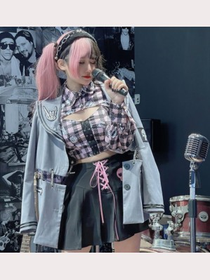Diamond Honey Underground Live Singer Lolita Jacket (DH52)