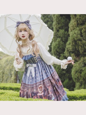 Alice's Dark Forest Lolita Dress JSK by Infanta (IN982)