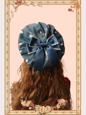 Broken Doll Gothic Lolita Style Hat by Infanta (IN969)