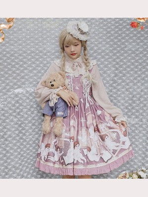 Angel's Pray Classic Lolita Style Dress JSK by Infanta (IN973)