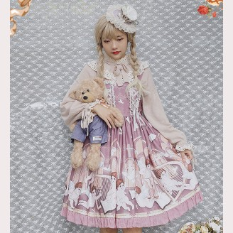 Angel 's Pray Lolita Style Dress JSK by Infanta (IN973)