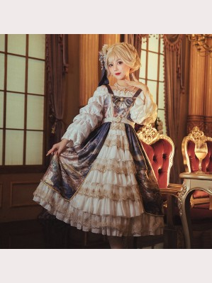 A Midsummer Night's Dream Classic Lolita Style Dress JSK (CLS04)