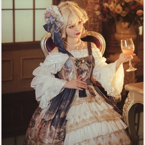 A Midsummer Night's Dream Classic Lolita Style KC (CLS06)