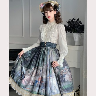 Palace Tea Party Classic Lolita Style Dress SK (CLS02)