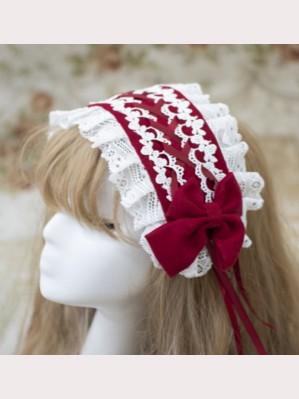 In Fairy Tales Sweet Lolita Style Headband KC (KJ31)