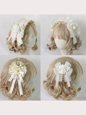 Lace Lolita Accessories (LG15)