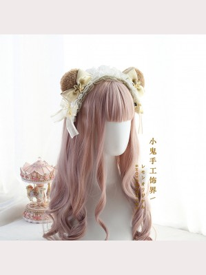 Horoscope Bear Lolita KC (LG21)