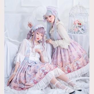 Cloud Realm Classic Lolita Style Dress JSK (AB02)