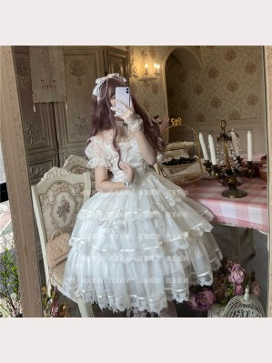 Disney Princess Hime Lolita Special Set (DJ29)