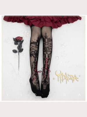Forest Of Brambles Lolita Tights (YH05)