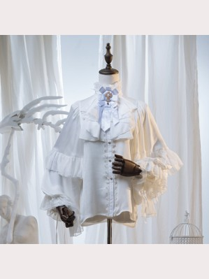 The Revelation Gothic Lolita Blouse (ZJ03)