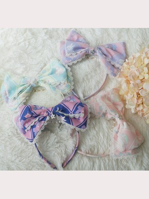 Easter Bunny Lolita Hair Accessory by Milu Forest (MF10)