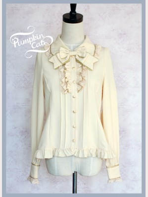Pumpkin Cat Blouse