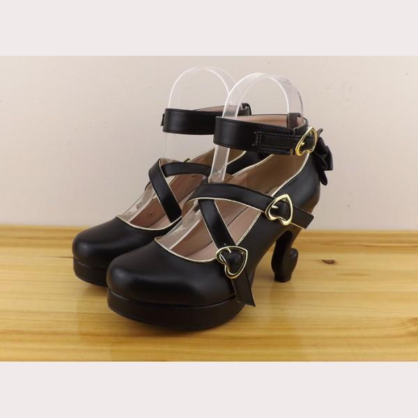 8c91b030d9c5 Lolita Cabriole Legs Shoes