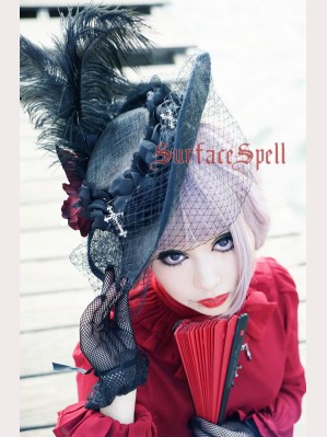 "Surface spell ""siren"" Hat"