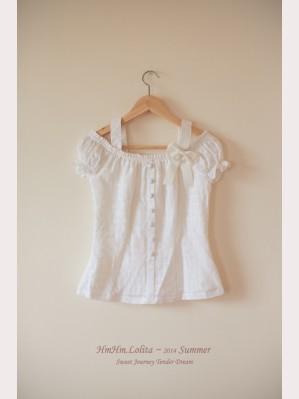 HMHM Tender Dream lolita blouse