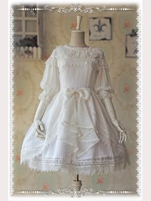Infanta Rose Funeral Lolita Dress JSK