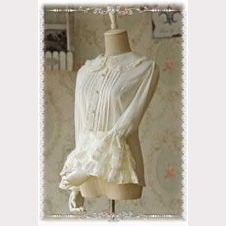 Infanta Long Sleeves Blouse
