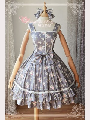 Magic Tea Party Summer fragrance Lolita Dress JSK