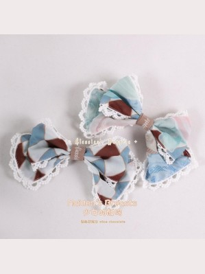 Classical Puppets Maiden's Breasts Hairclip (1 Pair)