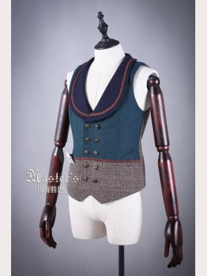 Classical Puppets Master's-Uncle Rabbit Vest
